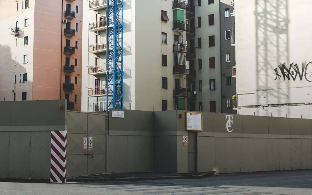 Legge regionale sulla rigenerazione urbana n.18/2019